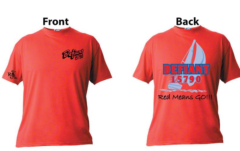 Defiant Mackinac Shirts