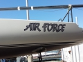 Air Force Boat Graphics